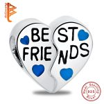 Fit BE Authentic Bracelet Sterling Silver 925 Original Friendship Charms <b>Antique</b> Beads Pendant <b>Jewelry</b> Gifts
