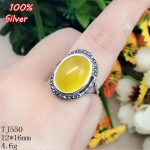 100% Sterling 925 Silver <b>Jewelry</b> Adjustable 12*16MM Oavl Ring Blank for Woman DIY Fittings Base Tray <b>Antique</b> Silver Plate