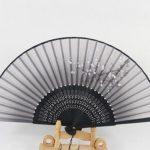 Suzhou, China high-end silk craft gift fan ancient <b>antique</b> bamboo fanFree shipping