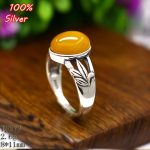 100% 925 Sterling-Silver-<b>Jewelry</b> Adjustable Oavl Ring Blank Fit 8*11MM Leaves Setting Gemstone Tray <b>Antique</b> Silver Plate