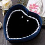 Elegant AAA Clear Cubic Zirconia CZ Women Wedding <b>Jewelry</b> Sets Princess Shape Necklace Earrings Bridal <b>Accessories</b> Party Choker