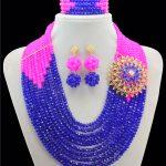 Trendy Nigerian Wedding African Beads <b>Jewelry</b> Set <b>Accessories</b> Party Dubai Wedding Set <b>Jewelry</b> Crystal Earrings For Women 2016