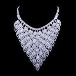 Luxury Fashion Women Crystal <b>Jewelry</b> Set Romantic bridal <b>jewelry</b> sets Wedding Party Costume African Beads Dress <b>Accessories</b> N112