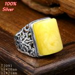 100% Sterling Silver 925 <b>jewelry</b> 15*20/17*21mm Adjustable Ring Blank for man Tray Setting Square Stone <b>Antique</b> Silver Classical
