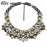 New Styles 2017 Statement Fashion Women <b>Jewelry</b> <b>Antique</b> Gold Color Pendant Necklace