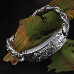 925 <b>sterling</b> <b>silver</b> Thai <b>silver</b> bracelets individuality leader men's bracelet 925 <b>silver</b> <b>jewelry</b> SB263