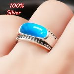 Inner 11*13MM 100% Sterling 925 Silver DIY <b>Jewelry</b> Adjustable Oavl Ring Blank for Woman Leaves Base Tray <b>Antique</b> Silver Plate