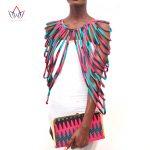 BRW 2017 African Ankara Handmade Strap Necklaces Fashion <b>Accessories</b> <b>Jewelry</b> Gift Afircan Fabric Print Necklace Shawl WYX15
