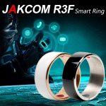 Original Jackom R3F Fashion NFC Smart Ring Band Bluetooth Cell Phone <b>accessories</b> Magic <b>jewelry</b> For Android Men's Ring men women