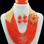 2016 Nigerian Wedding African Beads <b>Jewelry</b> Sets Crystal Bridal <b>jewelry</b> Costumes Woman <b>Jewelry</b> <b>Accessories</b>