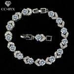CC Bracelets For Women High Quality Luxury Shine Crystal Female charm Bangle Wedding <b>Accessories</b> Special Design <b>Jewelry</b> S0074