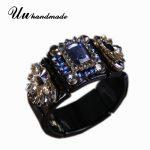 Fine <b>Jewelry</b> Pulseira From India Vintage Women Zinc Alloy Hot 2015 New Fashion <b>Jewelry</b> Charm Bracelet Acrylic Luxury <b>Accessories</b>