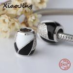 New High polish 925 Sterling Silver <b>antique</b> charms with CZ vintage Beads Fit original Pandora Bracelets diy <b>Jewelry</b> making Gifts