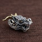 Deer King <b>jewelry</b> wholesale S925 Sterling Silver Pendant Silver <b>Antique</b> Crafts leading fashion personality
