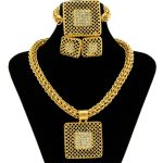 Factory Selling Women <b>Jewelry</b> Crystal Square Gold Fashion Creative Sexy Bride Casual Wedding Party Hollow <b>Jewelry</b> <b>Accessories</b>