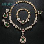 IFFURMON Vintage Turkish <b>Jewelry</b> For Women African Beads <b>Jewelry</b> Set Dubai Wedding Party <b>Accessories</b> Indian Jewellery