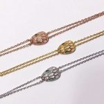 High Quality Brand <b>Jewelry</b> Hollow Snake Head Green Zircon Double Bracelet For Women Luxury <b>Jewelry</b> Wholesale Clothing <b>Accessori</b>