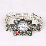 XQ003 <b>Antique</b> Silver Quartz Wristwatch Women's Bracelet Watches Top Brand Luxury Lady Dress Watches Crystal <b>Jewelry</b> Reloj Mujer