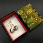 <b>Jewelry</b> earrings traditional handicrafts Chinese characteristics crafts gifts <b>antique</b> <b>jewelry</b> gift box