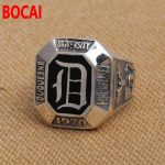 S925 pure silver <b>jewelry</b> vintage <b>antique</b> thai silver letter classical male finger ring