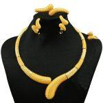 dubai gold <b>jewelry</b> set women necklace deep gold <b>jewelry</b> african wedding sets <b>jewelry</b> <b>accessories</b>