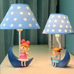 Dimmable Creative <b>Jewelry</b> LED Desk Lamp Boy and Girl Room Bedroom Living Room Feeding Reading Violin Table Lamp