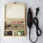 free shipping Electric Mini Drilling carving burnish100 <b>Accessories</b>,Mini Rotary Tool Kit <b>jewelry</b> dremel tool kit,Mini Grinder