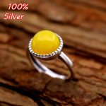 100% 925 sterling silver Adjustable Ring Blank Round Fit 10MM Setting Beads <b>Antique</b> Silver Classical platin