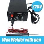 220V Deluxe Wax Welder, Welding Machine, <b>Jewelry</b> <b>Making</b> Tool, Electro Wax Designer,<b>Jewelry</b> machine Tool goldsmith
