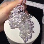 hyperbole big earring natural semi-precious stone drop earring 925 <b>sterling</b> <b>silver</b> with cubic zircon fashion women <b>jewelry</b>