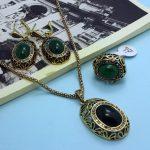 Bridal <b>Jewelry</b> Luxury Brand Anniversary <b>Jewelry</b> Sets Women's Vintage accessories Sets Fashion Women Turkishe Jewellery sets Vaz