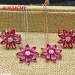 KJJEAXCMY Fine jewelry, Natural diopside suite 925 <b>silver</b>, Korean women's <b>silver</b>, three sets