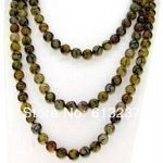 Beautiful yellow veins dragon onyx agat 10mm charms round carnelian high quality beads diy necklace <b>making</b> 35″ FR29