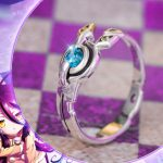 Cartoon Anime Cosplay <b>Jewelry</b> NO GAME NO LIFE Shuvi Dora Ring Adjustable 925 Silver Christmas New Year Cos Gift for Women Men