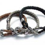 Genuine leather <b>bracelet</b>, Vintage <b>Bracelet</b> for men and women Tyme Carter love <b>bracelets</b> & bangles for women H Bangle Men Jewelry