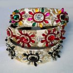 Luxury Baroque Crown and Tiaras Handwork Crystal Beads Sequins Wide Hairbands <b>Wedding</b> Hair <b>Jewelry</b> Party Bridal Hair Accessories