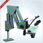 Free Shipping <b>Jewelry</b> Inspection Tools GRS ACROBAT 7X-45X Microscope for Watch <b>Making</b> LED Light As Gift jewelery tools