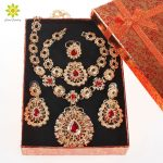 Bridal <b>Jewelry</b> Sets Gold Color <b>Jewelry</b> Set Trendy Necklace Earrings Bracelet Set For Women Dubai <b>Jewelry</b> Set+Gift Boxes