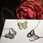 Classic Brand Pure 925 Sterling Silver <b>Jewelry</b> For Women <b>Wedding</b> <b>Jewelry</b> Fritillaria Butterfly Necklace Fly Butterfly Pendant