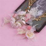 Set Of 2 Shell Flower Hair Clip <b>Wedding</b> Hair Accessories Pin Up Pearl Hair <b>Jewelry</b> Bride Headpiece Bijoux Cheveux Pince WIGO0849