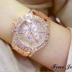 Waterproof women watches ladies <b>silver</b> diamond Quartz Wristwatches luxury jewelry <b>bracelet</b> watch relogio feminino Relojes Mujer