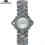 100% 925 Sterling <b>Silver</b> Watch Lady Women Thail <b>Silver</b> Wristwatch Quartz <b>Bracelet</b> Watch <b>Silver</b> Watch Woman