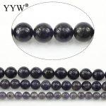 40pcs/strand Natural Iolite <b>Jewelry</b> Beads DIY Necklace Bracelet <b>Making</b> with 1mm Hole