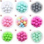 Choose Color Fashion <b>Jewelry</b> Beaded 20MM 100Pcs/Lot Clear Rhinestone Chunky Bubblegum Beads For Beaded Necklace <b>Making</b> <b>Jewelry</b>