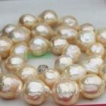 Hot selling free shipping********12-13mm natural pink kasumi pearl <b>necklace</b> 18inch