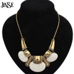 JINSE Vintage <b>Jewelry</b> Tibet Alloy <b>Antique</b> Silver Plated Moveable Exotic Pendant Bohemia Stone Necklace BLS020