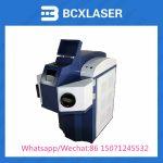 Energy-saving <b>jewelry</b> laser spot welding machine YAG laser welding machine factory <b>supply</b>