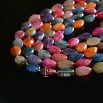 Emma Florence Romantic Handmade Colorful Natural <b>Jewelry</b> <b>Making</b> Stone Pendants Chains DIY Choker Women Bracelets/Necklaces