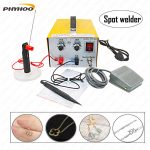 <b>Jewelry</b> spot welding Pulse spot welder Necklace circle welding equipment <b>jewelry</b> <b>making</b> tools