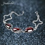 JIASHUNTAI Retro 925 Sterling <b>Silver</b> <b>Bracelets</b> For Women Vintage <b>Silver</b> Jewelry Female